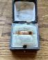 22 carat Diamond Set Band Ring dated 1945