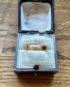 22 carat Diamond Set Band Ring dated 1945